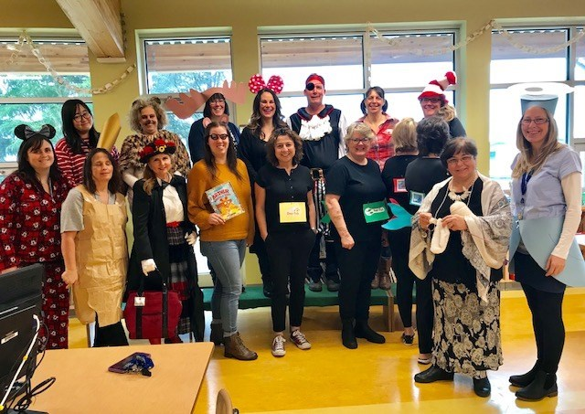 Westview Elementary's Literacy Week 2019