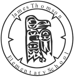 James Thomson Elementary School logo