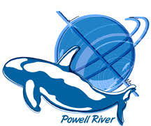 Powell River International Program logo