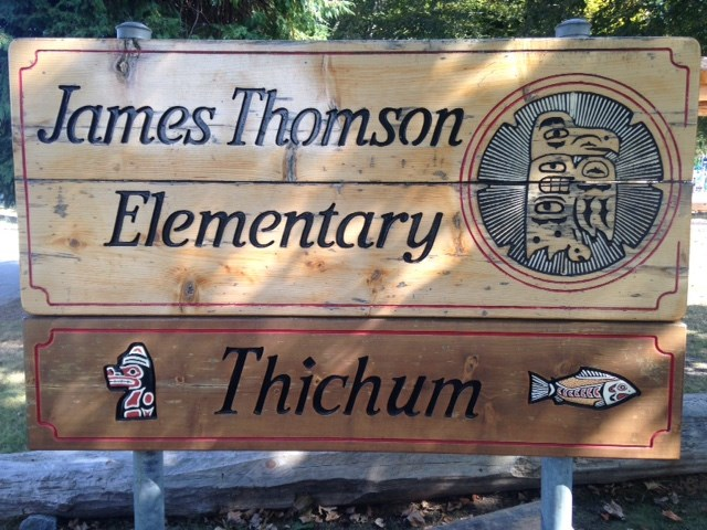 Welcome to James Thomson Elementary!