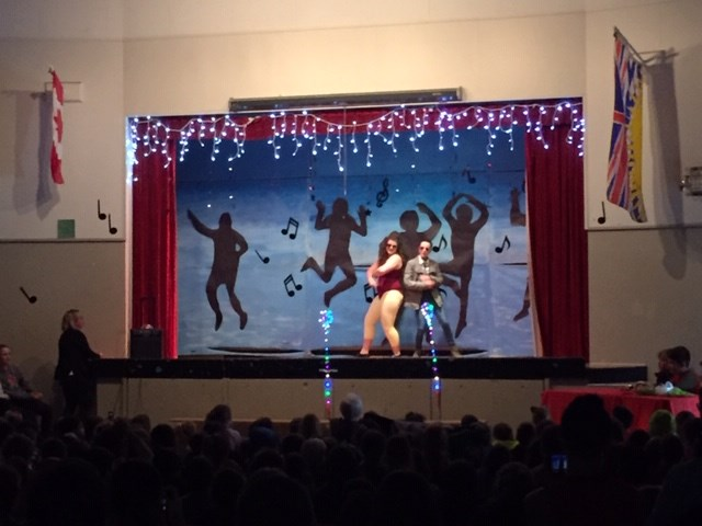 Lip Sync Show at James Thomson